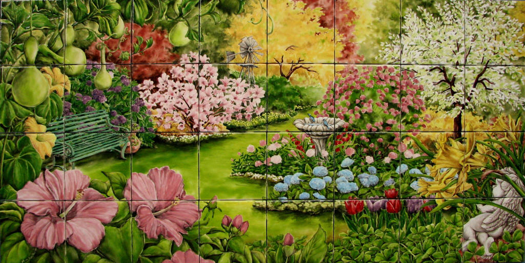 Google image result for for Mural flower